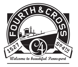 4th and Cross Logo Art